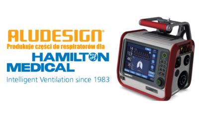 Aludesign producentem części do szwajcarskich respiratorów